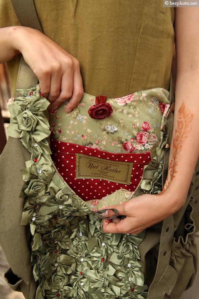 сумка в стиле бохо фото