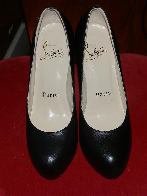 chaussures à talons Louboutin