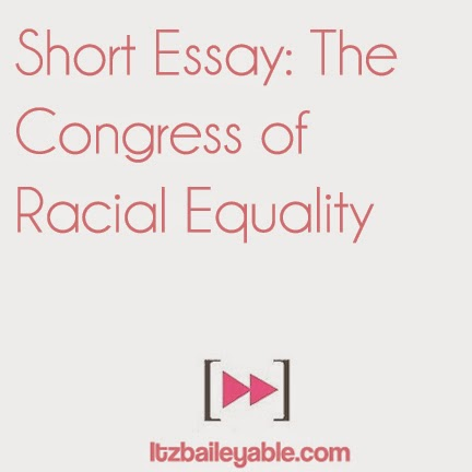 Racism and equality essay