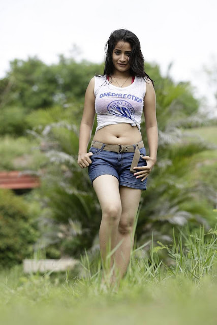 Santoshi Sharma Stills From HBD Movie