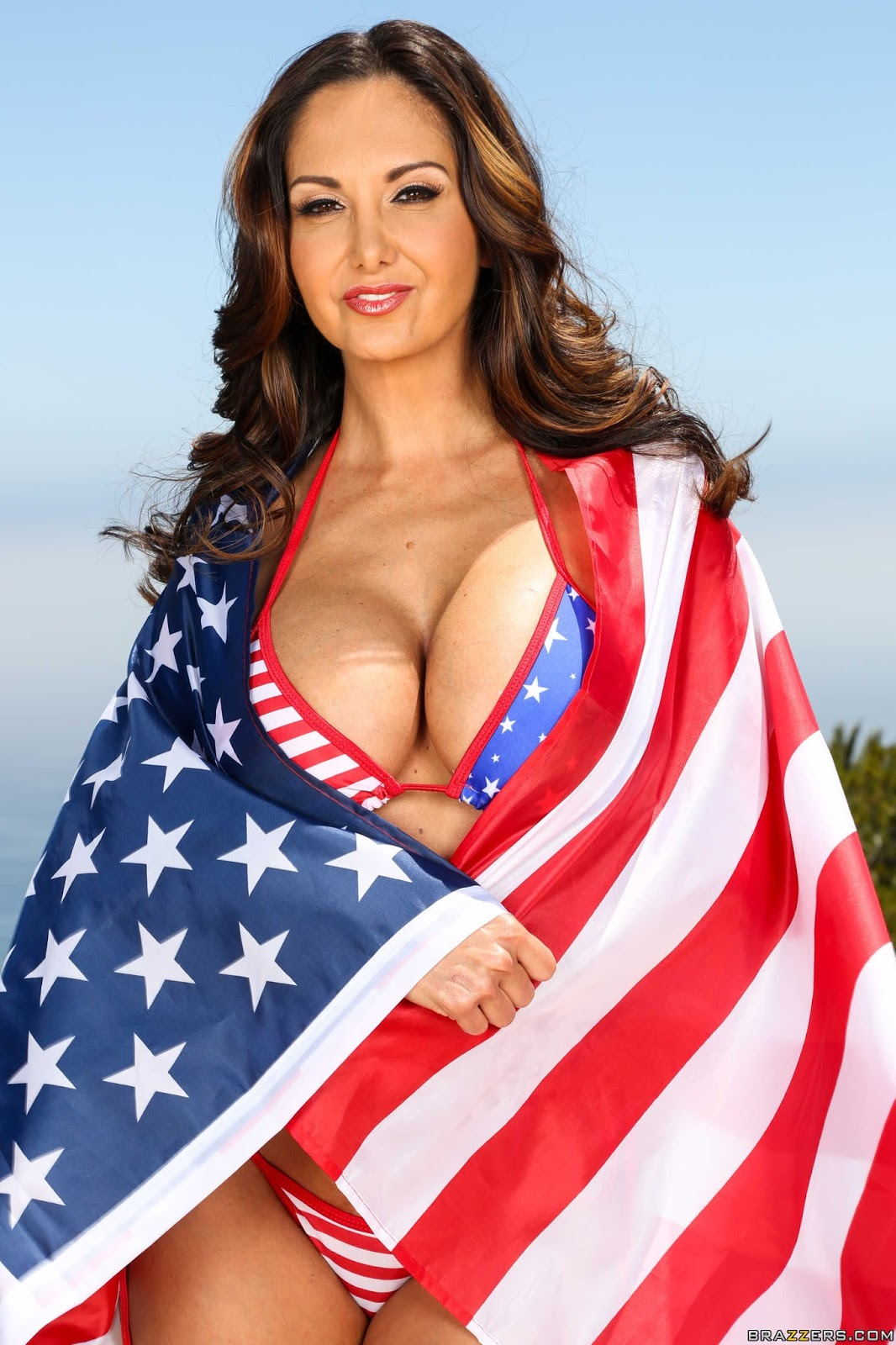 Fourth Of July Boobs