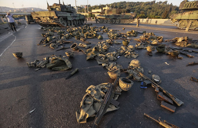 Istanbul Siapkan Kuburan Massal untuk Para Pengkhianat