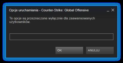 Opcje uruchamiania w CS:GO: Parametry startowe do gry