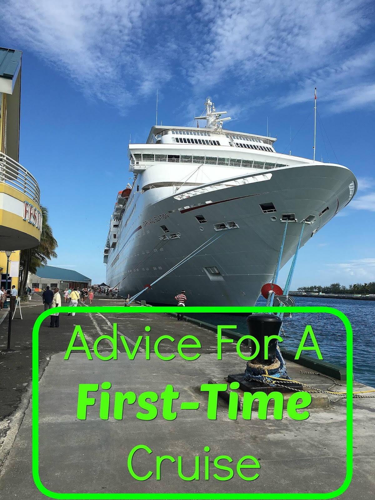 Meet the Shaneyfelts: Advice for a First-Time Cruise