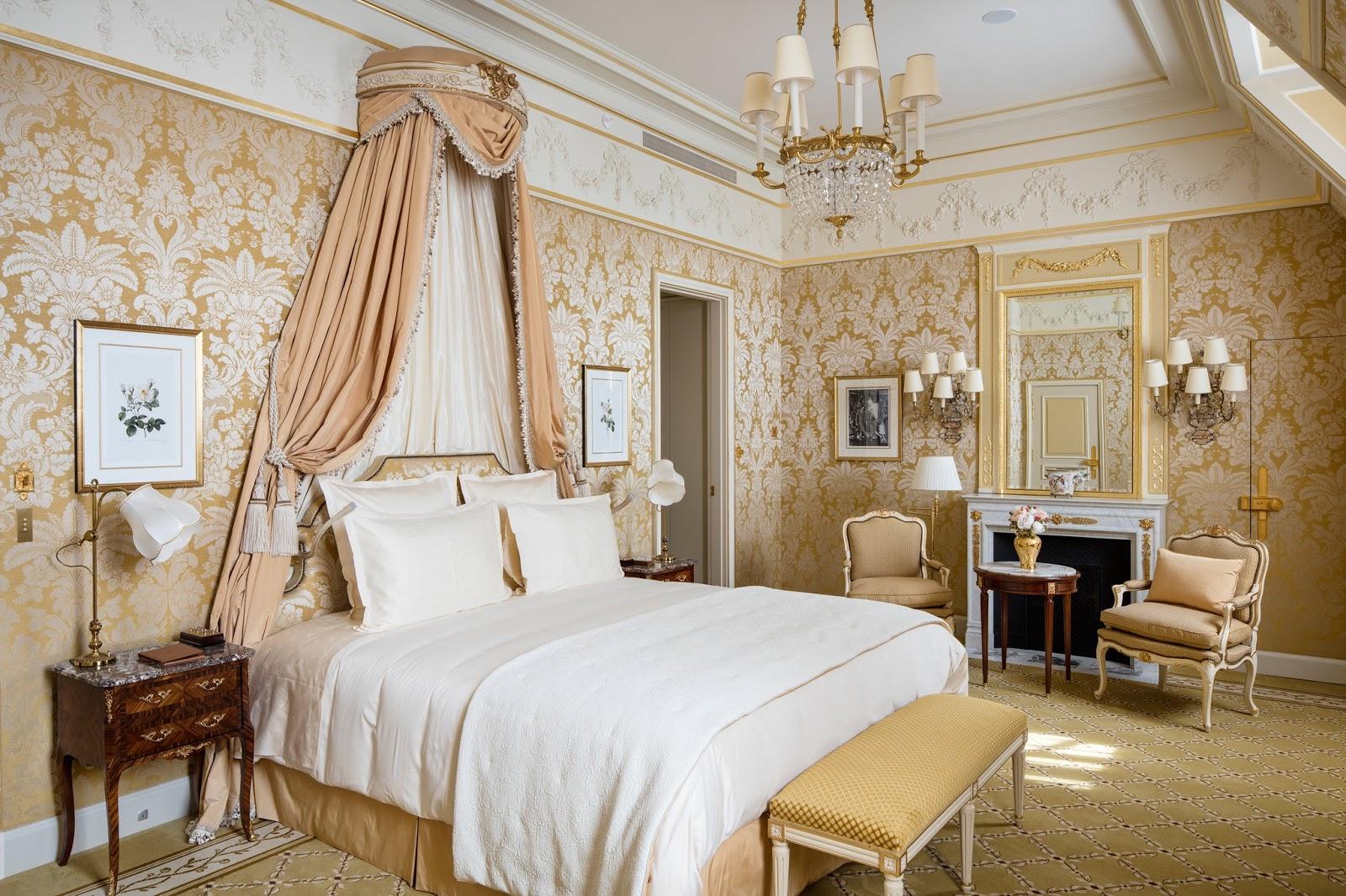 Glamorous Spaces The Ritz Paris Hotel On Place Vend 244 Me
