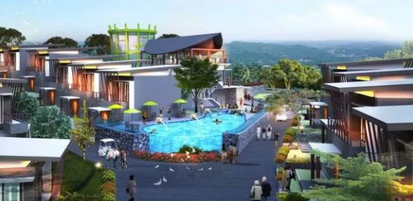 Kawasan Resort Ciawi