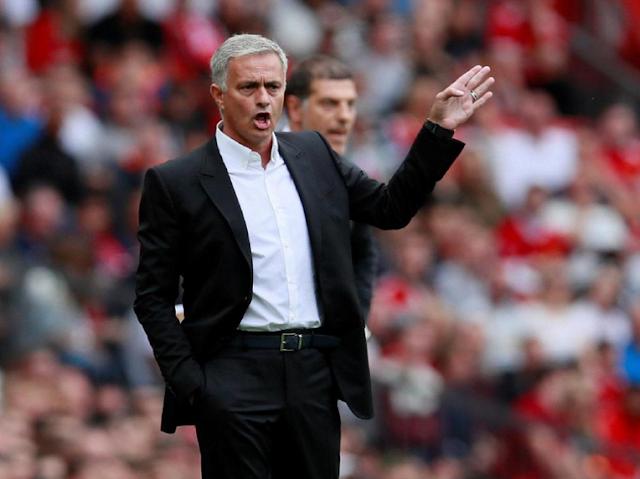 AGEN BOLA - Mourinho Berpendapat Penutupan Transfer Lebih  Awal Rugikan Klub Inggris