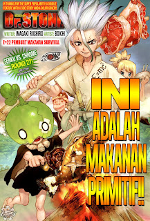 Download Dr. Stone Chapter 22 Bahasa Indonesia