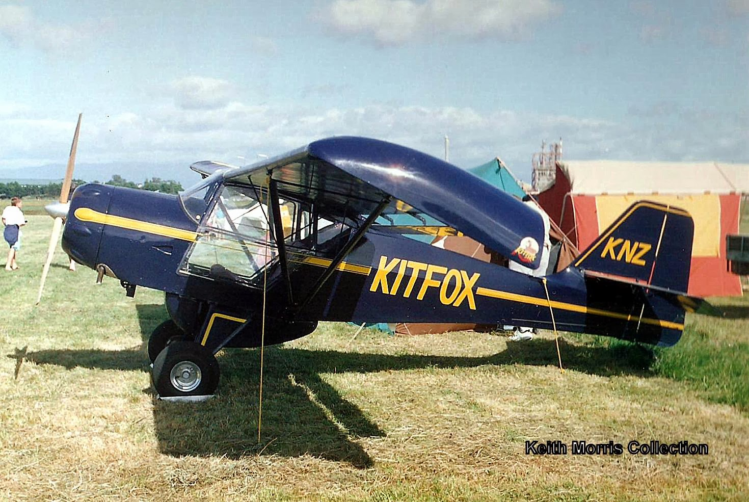 Kit fox aircraft
