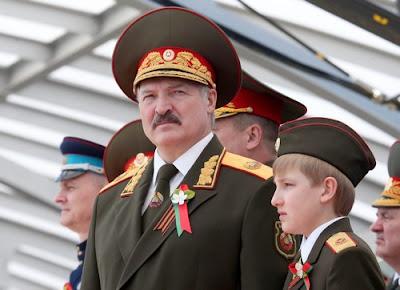 President Alexander Lukashenka