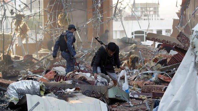 Yemen's Houthi Ansarullah movement urges international  probe into Saudi strike on funeral