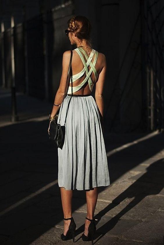 #blog #streetstyle #ontheblog #style #estilo #blogueiracarioca #ispo #inspiração #decotenascostas #onepiece