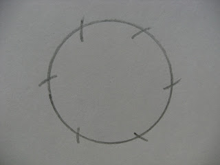 Math on the McKenzie: A Regular Hexagon Inscribed in a Circle