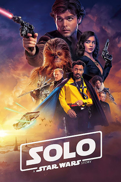 Solo: A Star Wars Story (2018) Dual Audio Hindi 400MB BluRay 480p