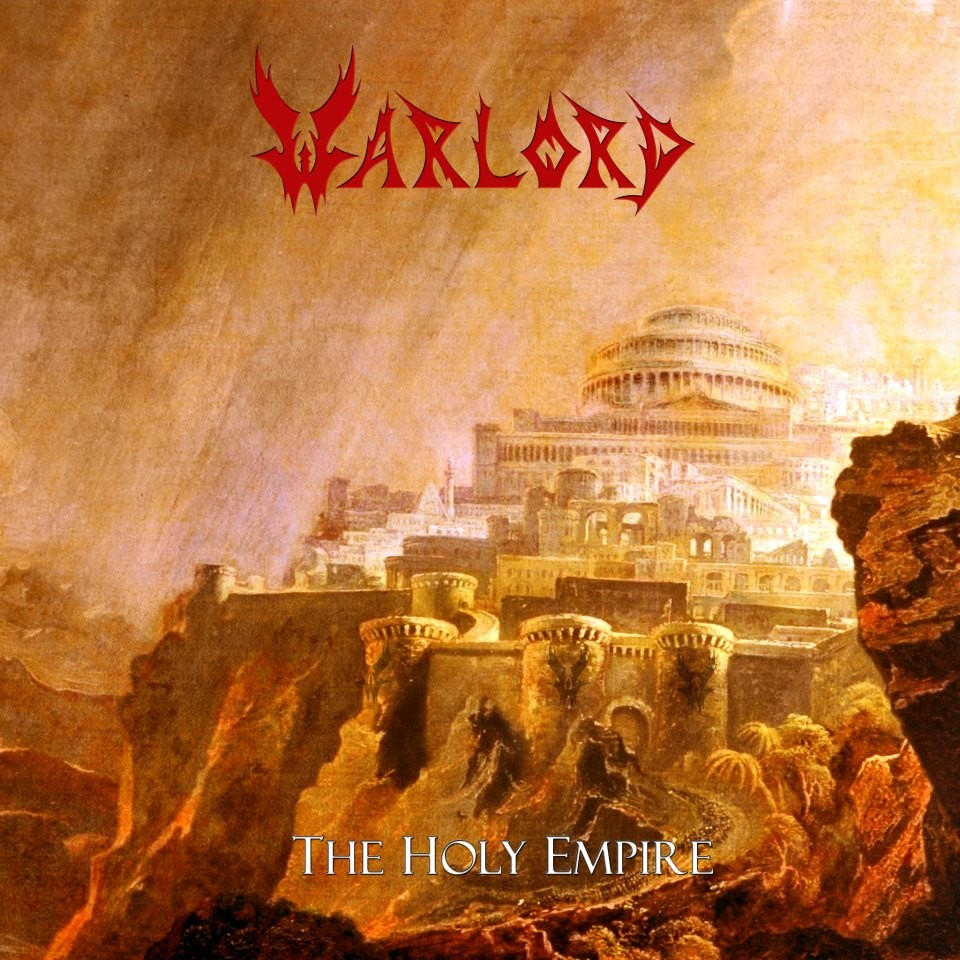 Warlord - Night Of The Fury (audio)