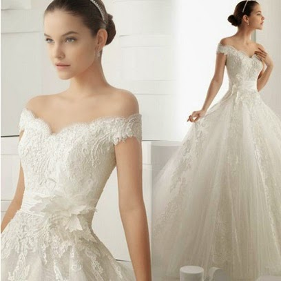 Vestido de noiva tomara que cai