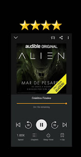 Alien: Mar de Pesares by James A. Moore 4 Star Rating