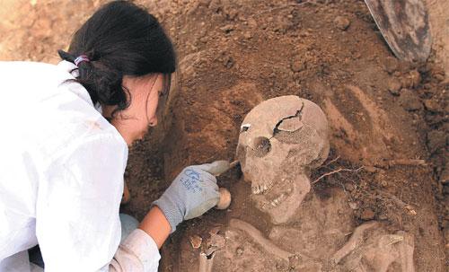 tugas utama arkeolog
