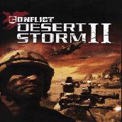 تحميل لعبة عاصفة الصحراء Conflict Desert Storm 2 مضغوطة للكمبيوتر مجانا