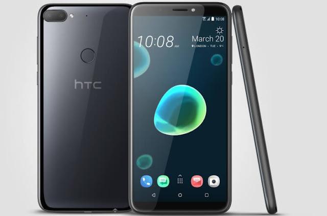 شركة HTC تعلن عن هاتفيها HTC Desire 12 و HTC Desire 12 Plus من الفئة المتوسطة