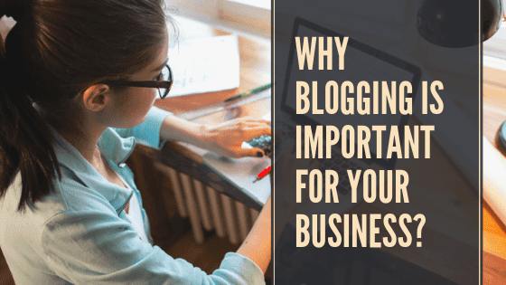 why blogging is important for business content writing seo