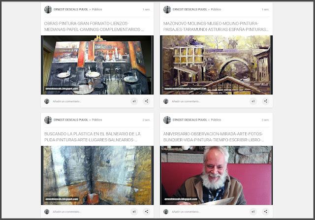 GOOGLE PLUS-ARTE-PINTURA-FOTOS-VIVENCIAS-ARTISTA-PINTOR-ERNEST DESCALS