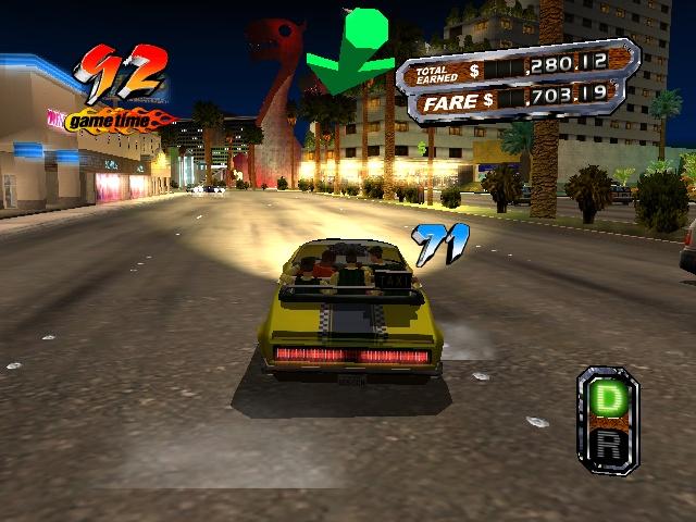 Crazy taxi 3 pc cracking game