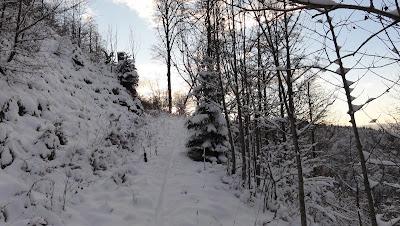 Abfahrt Weissenstein