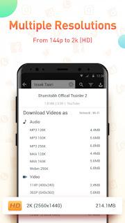 SnapTube v4.30.1.10004 Apk