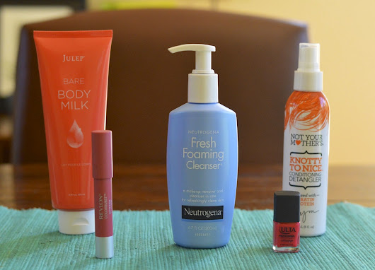 Babbling 'Bout Beauty: August Favorites 2014