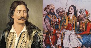 Αθανάσιος Διάκος: «Εγώ Γραικός γεννήθηκα, Γραικός θε να πεθάνω»