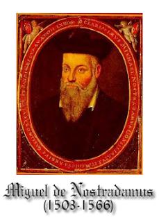 Cuartetas de Nostradamus