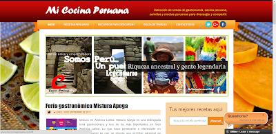 visita mi cocina peruana