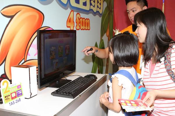 小朋友也會操作的智慧電視盒