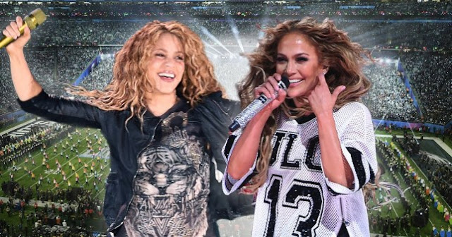 Jennifer Lopez, Shakira to headline Pepsi's Super Bowl Halftime Show