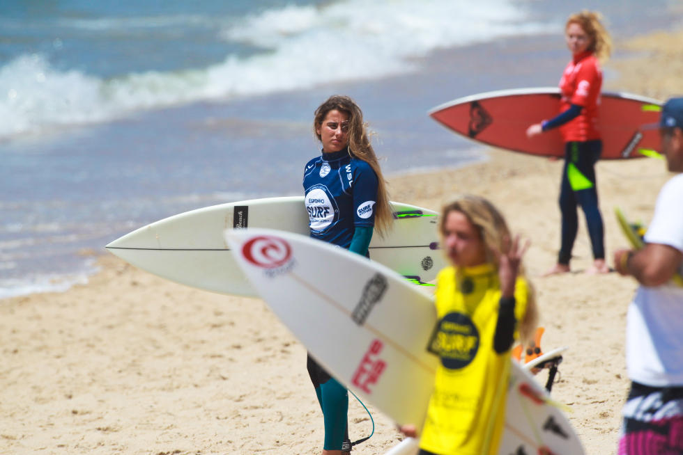 15 Violeta Sanchez ESP Junior Pro Espinho foto WSL Laurent Masurel
