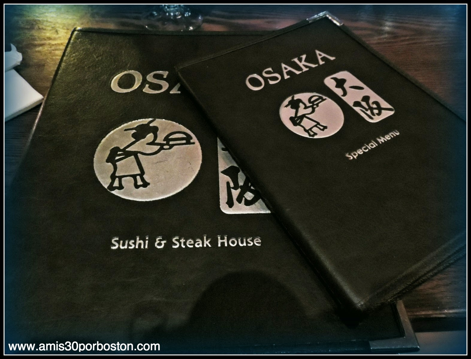 Dine Out Boston Marzo 2014: Osaka