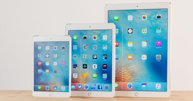 iPad-Pro-Mini-640x336 The 10.5-inch iPad Pro will focus on education and the business market Technology