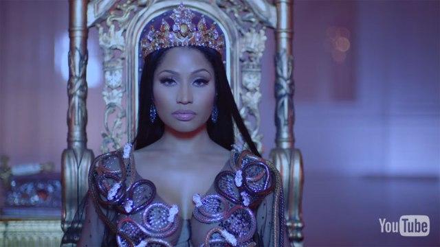 WATCH: Nicki Minaj's 'No Frauds' Video Feat. Drake & Lil' Wayne
