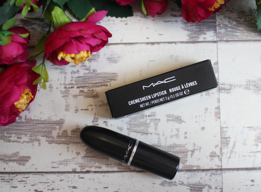 Mac Cremesheen Lipstick in Lickable