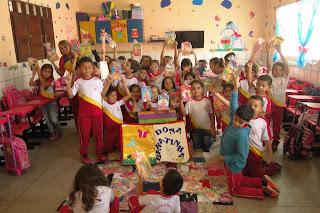 18 de abril Dia Nacional do Livro Infantil