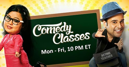 Comedy Classes Episode 58 - 25th December 2014 | The Drama TV Show