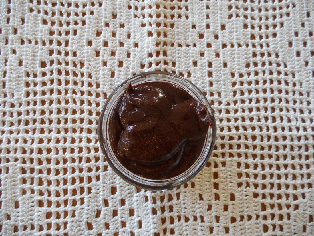 Crema di nocciole fatta in casa