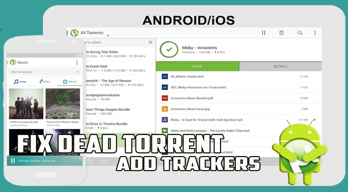 How To Add Trackers In Torrent Client On Android Ios Hackanons