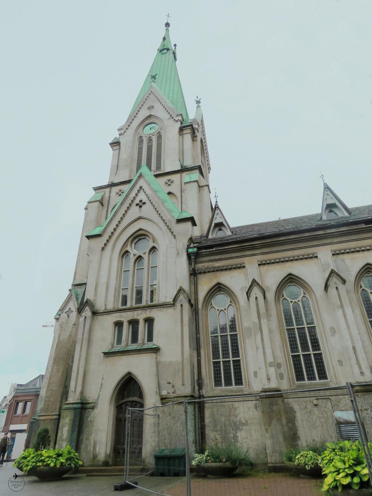 katedra w Kristiansand
