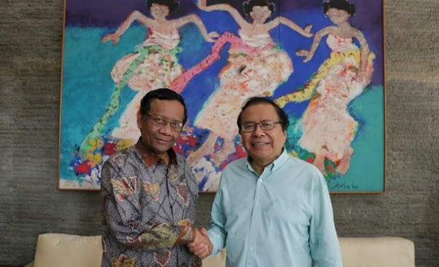 Mahfud MD: Gus Dur Tunjuk Rizal Ramli Jadi Menteri karena Galak terhadap Korupsi