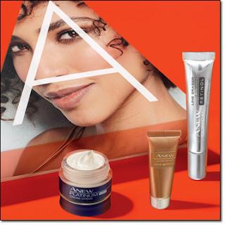 Beauty Box with night cream, serum and retinol treatment