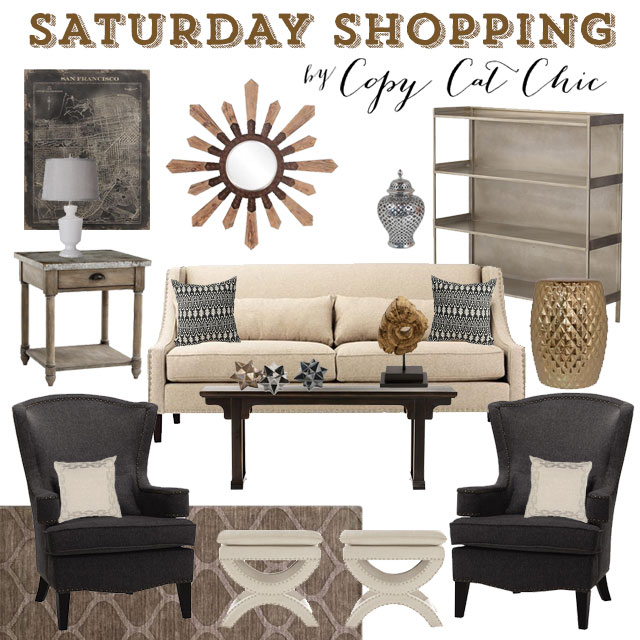 Copy Cat Chic: Saturday Shopping