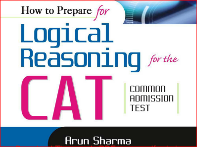 Arun cat pdf book sharma
