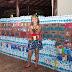 Menina de 9 anos vence câncer e arrecada 5 mil litros de leite para doar a crianças